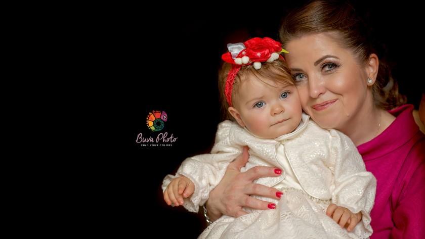 Anna Rebecca -aniversare 1 an