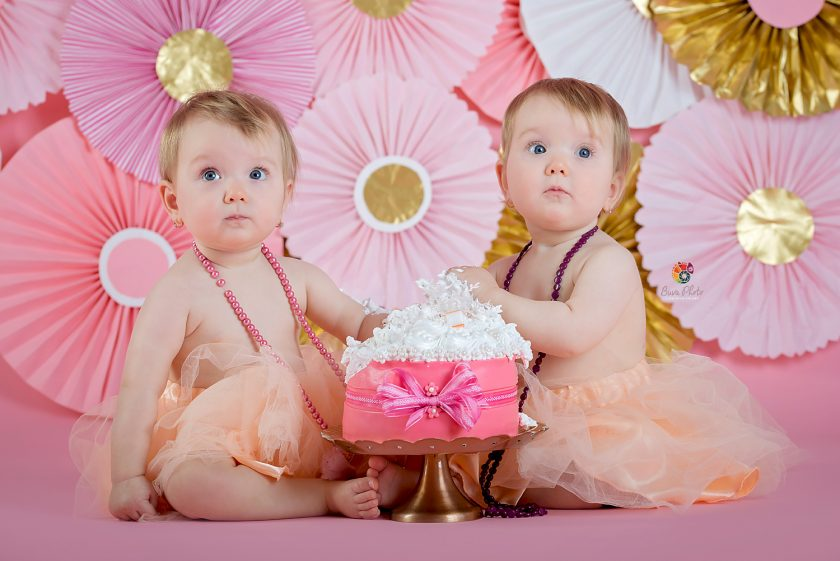 Emma & Raisa – smash the cake