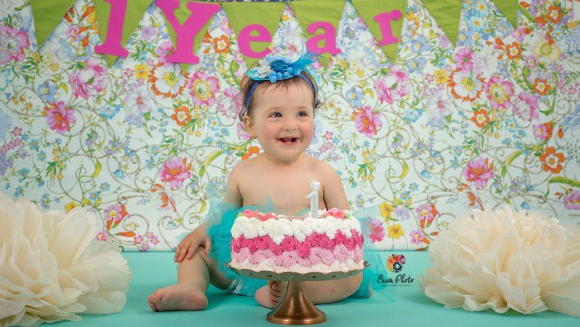 Luiza Maria- Smash the cake