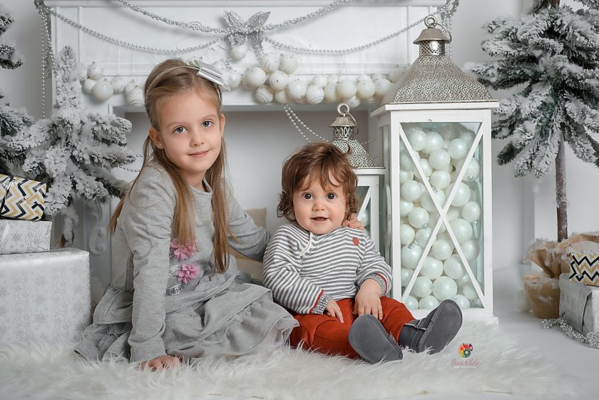 M&M Christmas session